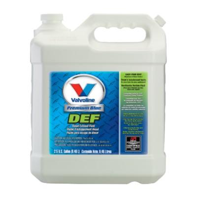 valvoline premium blue diesel exhaust fluid 2 5 gal val 729566 buy online napa auto parts. Black Bedroom Furniture Sets. Home Design Ideas