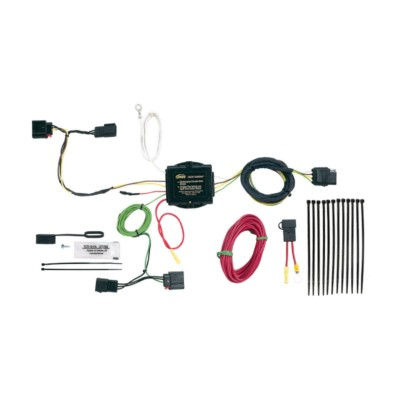 hopkins tow vehicle trailer wiring harness bk 7552344