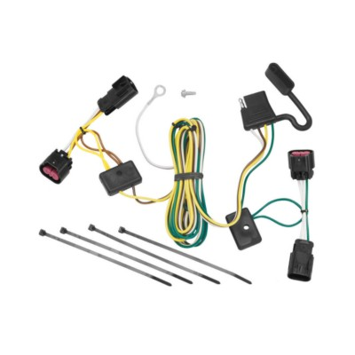 reese tow vehicle trailer wiring harness bk 7552375