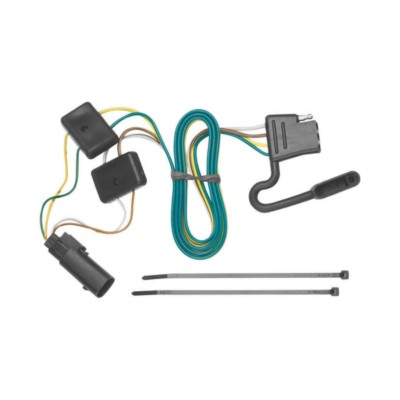 Trailer Wiring Harness - Tow Vehicle - Custom on