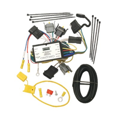 T Connector Trailer Wiring Harness. Towed Vehicle Wiring Harness, 4 on t connector for trailer lights, t connector fuel line, t connector hose, t connector battery, t one wiring harness, t connector electrical, 1998 ford f-150 tow harness,