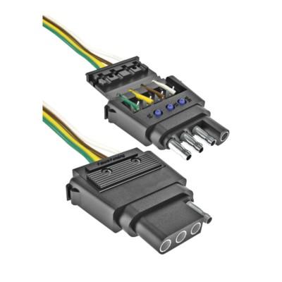 Trailer Wire Connector BK 7552438 | Buy Online - NAPA Auto Parts on