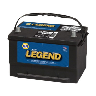 Aaa Battery Promo Code >> NAPA The Legend Professional Battery BCI No. 65 850 A Wet ...