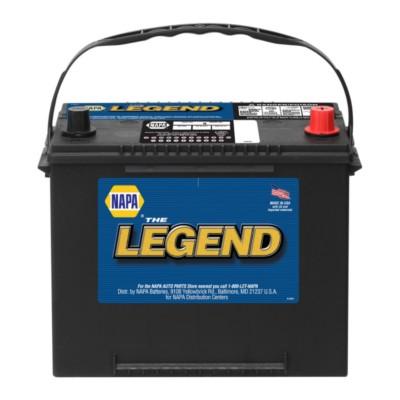 NAPA The Legend Professional Battery BCI No. 24F 650 A Wet BAT 7524F-1