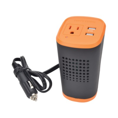 Maxi Trac Cup Holder Inverter - 120 W BK 7829282-1