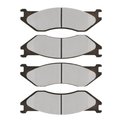 Adaptive One Front Brake Pads Ceramic D702 Ado Ad7868