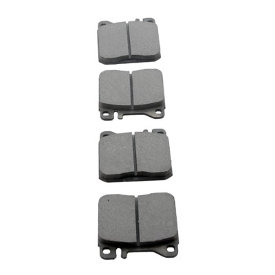 Brake Pads - Front, Ultra Premium Organic UP UP7111