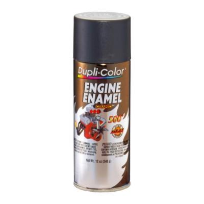 Spray Paint Specialty Hi Temp Cast Coat Iron Engine Enamel Dc