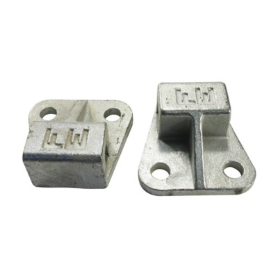 Mud Flap Frame Mounting Brackets - Bar Type / Style - H/D Truck TWD ...