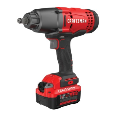 V20 Cordless 1/2-In. Impact Wrench Kit (1 Battery) CTM CMCF900M1-1