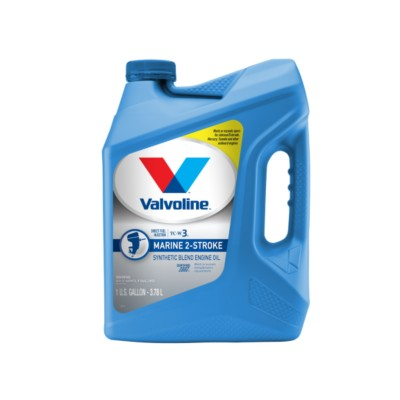Valvoline Outboard 2-Cycle Oil - 1 gal