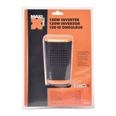 Maxi Trac Cup Holder Inverter - 120 W BK 7829282-3