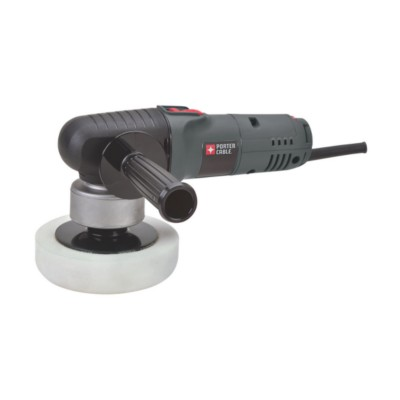Polisher / Power 6 in. Variable-Speed Random Orbit Polisher DEW 7424XP-1