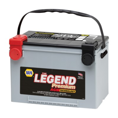 Aaa Battery Promo Code >> NAPA The Legend Premium AGM Battery BCI No. 78 775 A Glass ...