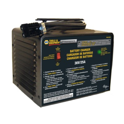 battery charger 25 amp 36 volts automatic bench nbc nin3625a buy online napa auto parts. Black Bedroom Furniture Sets. Home Design Ideas