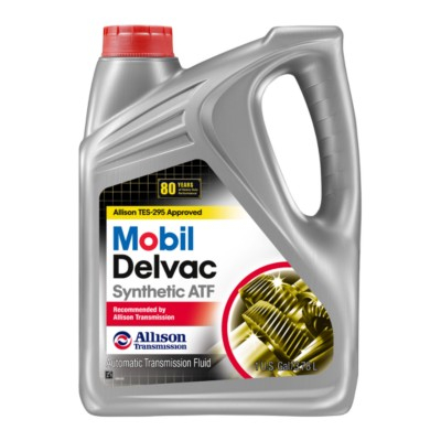 Mobil Delvac Synthetic Automatic Transmission Fluid - 1 gal