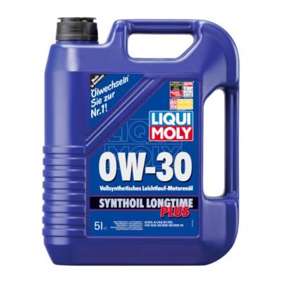 liqui moly synthoil longtime plus 0w30 motor oil 5 l aic lm1151 buy online napa auto parts. Black Bedroom Furniture Sets. Home Design Ideas