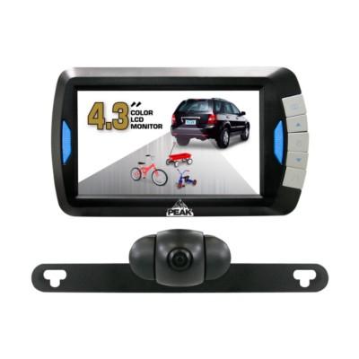 Back-Up Video Camera System OWI PKC0BU4 | Buy Online - NAPA Auto Parts