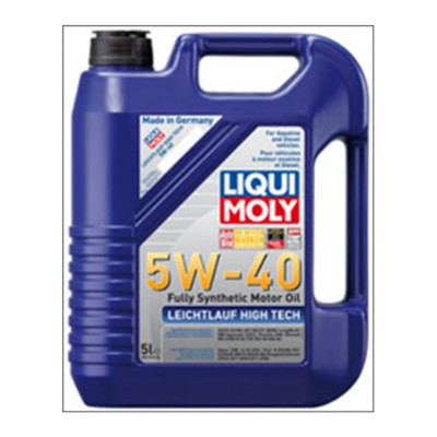 liqui moly leightlauf high tech 5w40 motor oil 5 l aic. Black Bedroom Furniture Sets. Home Design Ideas