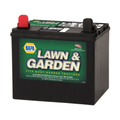 napa lawn garden 12v u1 battery 150 cca bat 8221 buy online