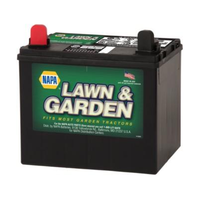 NAPA Lawn & Garden 12V U1 Battery - 150 CCA BAT 8221 | Buy Online ...