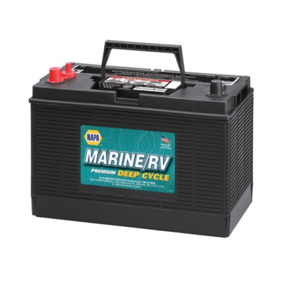 battery marine rv deep cycle universal group 31 napa batteries bat 8231 buy online. Black Bedroom Furniture Sets. Home Design Ideas