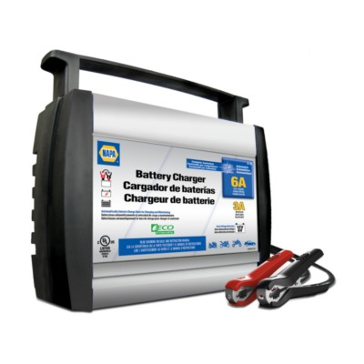 Battery Charger 6 3 Amp 6 12 Volts Automatic Bench Nbc