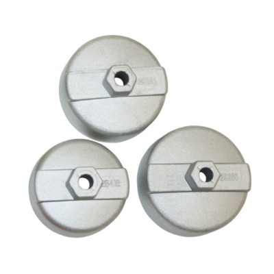 Oil Filter Wrench - End Cap Set BK 7768082-1