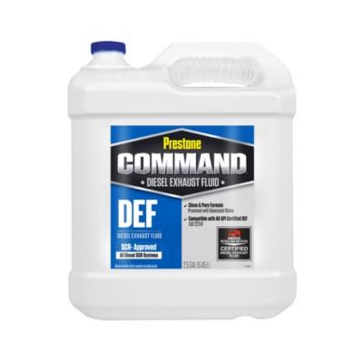 Diesel Exhaust Fluid >> Diesel Exhaust Fluid Def 2 5 Gal Prestone Products Paf Hd1001