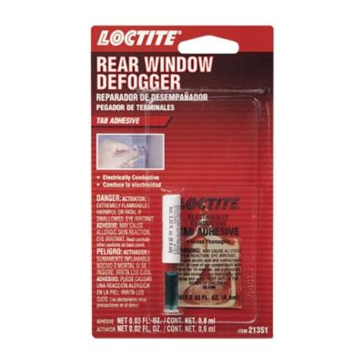 Rear Window Defogger Tab Adhesive Loctite Repair Kit  03 ml