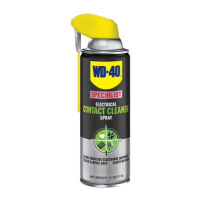 Electrical Contact Cleaner - WD-40 11 oz WD 300080 | Buy Online ...
