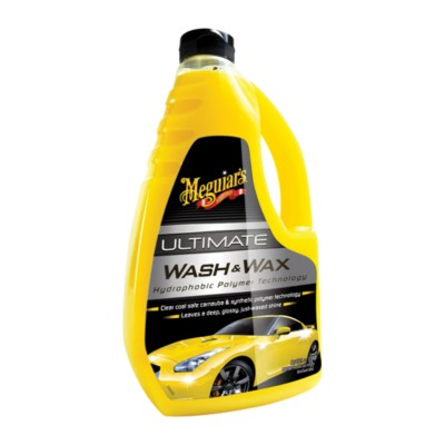 Car Wash / Cleaner Ultimate Wash & Wax 48 oz Meguiar's NCB G17748-1