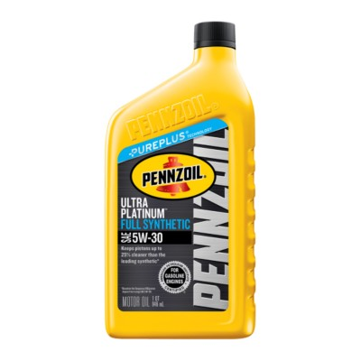 Pennzoil Near Me >> Pennzoil Ultra Platinum Motor Oil 5w30