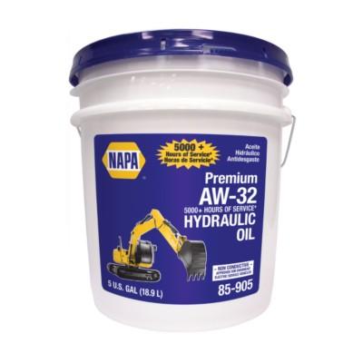 NAPA Premium AW32 Hydraulic Oil - 5 gal NHF 85905-1