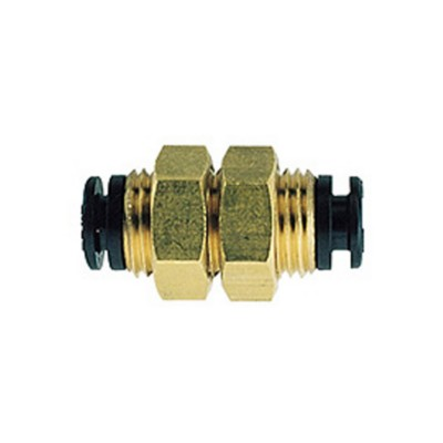 Air Brake Push To Connect PTC / Quick Connect QC Fittings