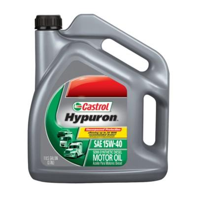 Castrol hypuron 15w40 motor oil 1 gal cas 513 buy for Buy motor oil online