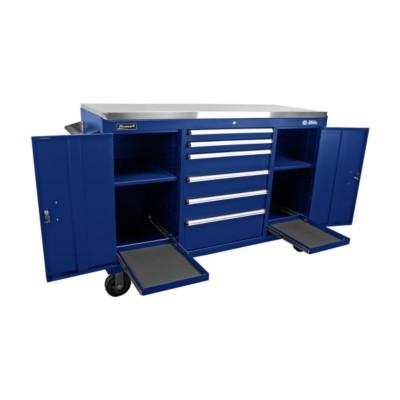 tool box - roller cabinet homak tss na04060062   buy online - napa ...