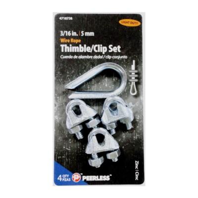Wire rope clip kits scc 4718738 buy online napa auto parts wire rope clip kits scc 4718738 aloadofball Images