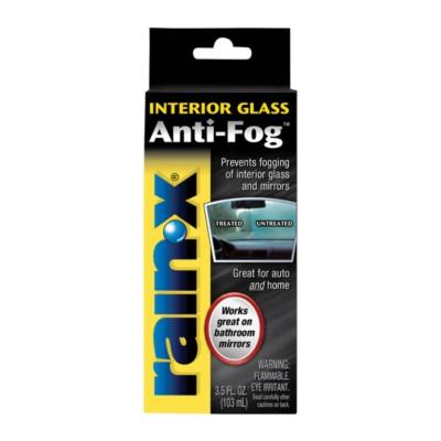 Anti-Fog Treatment Interior Glass Treatment Rain-X 3.5 oz NCB AF21106D-1
