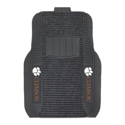 Deluxe Auto Parts >> Floor Mat Universal Vehicle Application Deluxe Car Mat Clemson