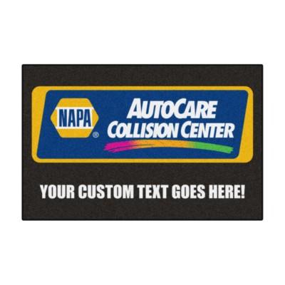 Floor Mats Rugs Double Door Carpet Mat Napa Autocare Collision Center Custom Sls 57480