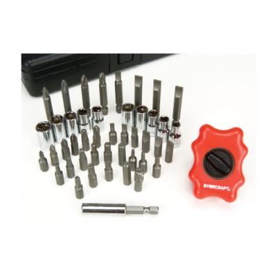 Magnetic Bit Driver Set Evercraft BK 7751567-2
