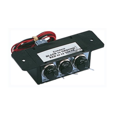 Accessory Outlet Box BK 7821636-1
