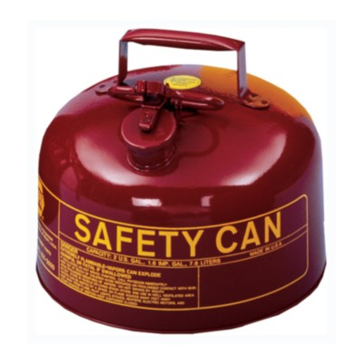 Safety Gas Can >> Gas Can Type 1 Safety 2 Gallon