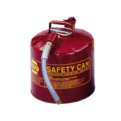 Safety Gas Can >> Gas Can Type 1 Safety 5 Gallon