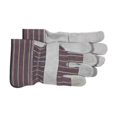 Gloves, Split Leather BK 7631057-1
