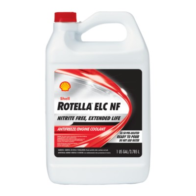 Shell Rotella ELC NF 50/50 Antifreeze - 1 gal