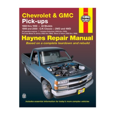 automobile repair manuals online