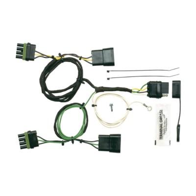 Trailer Wiring Harness - Tow Vehicle - Custom BK 7551498 | Buy ... on
