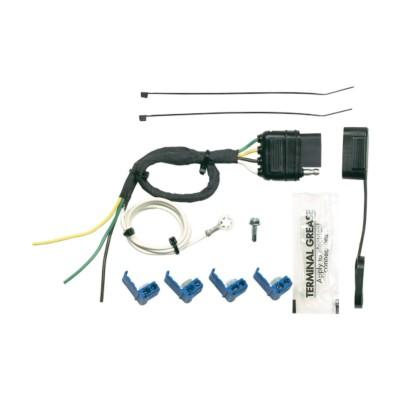 hopkins tow vehicle trailer wiring harness bk 7551549